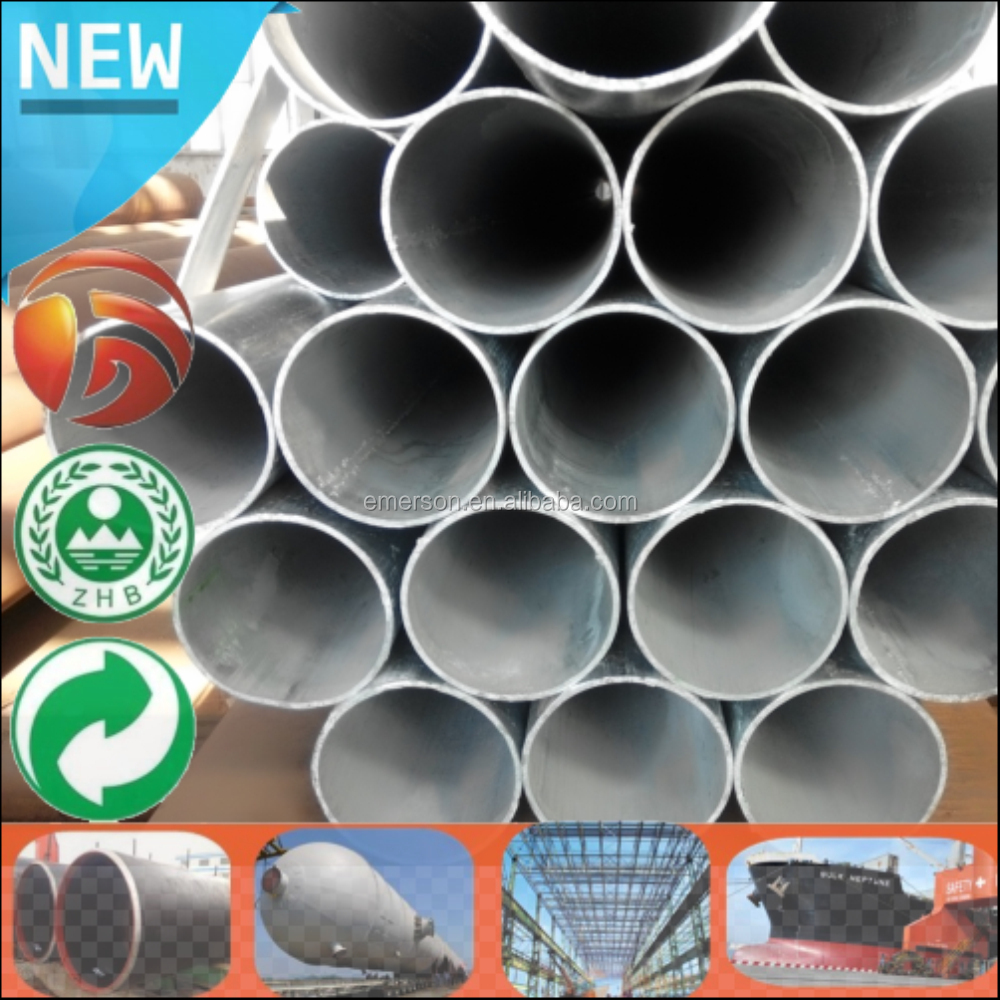 Large stock Fast Delivery Thick Wall Seamless carbon steel pipe/tube 40mm diameter ASTM A500grade b steel pipe