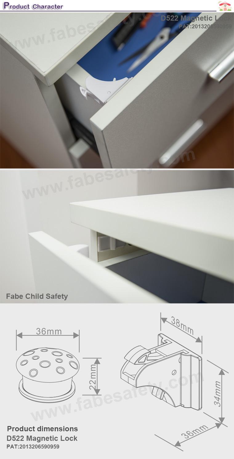 Hidden Drawer Lock Dropshipping Baby Lock Hidden Door Lock Drawer Magnetic Lock Buy