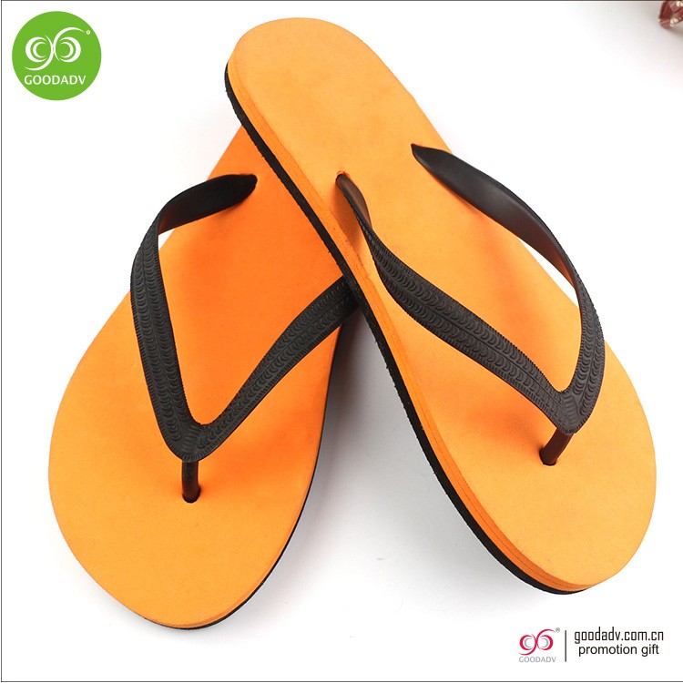 Fashion cheap men slipper summer eva slippers customized