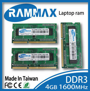 Psc Chip Ddr3 Ram 4gb So Dimm 1333mhz Pc3 10600 For Notebook Laptop