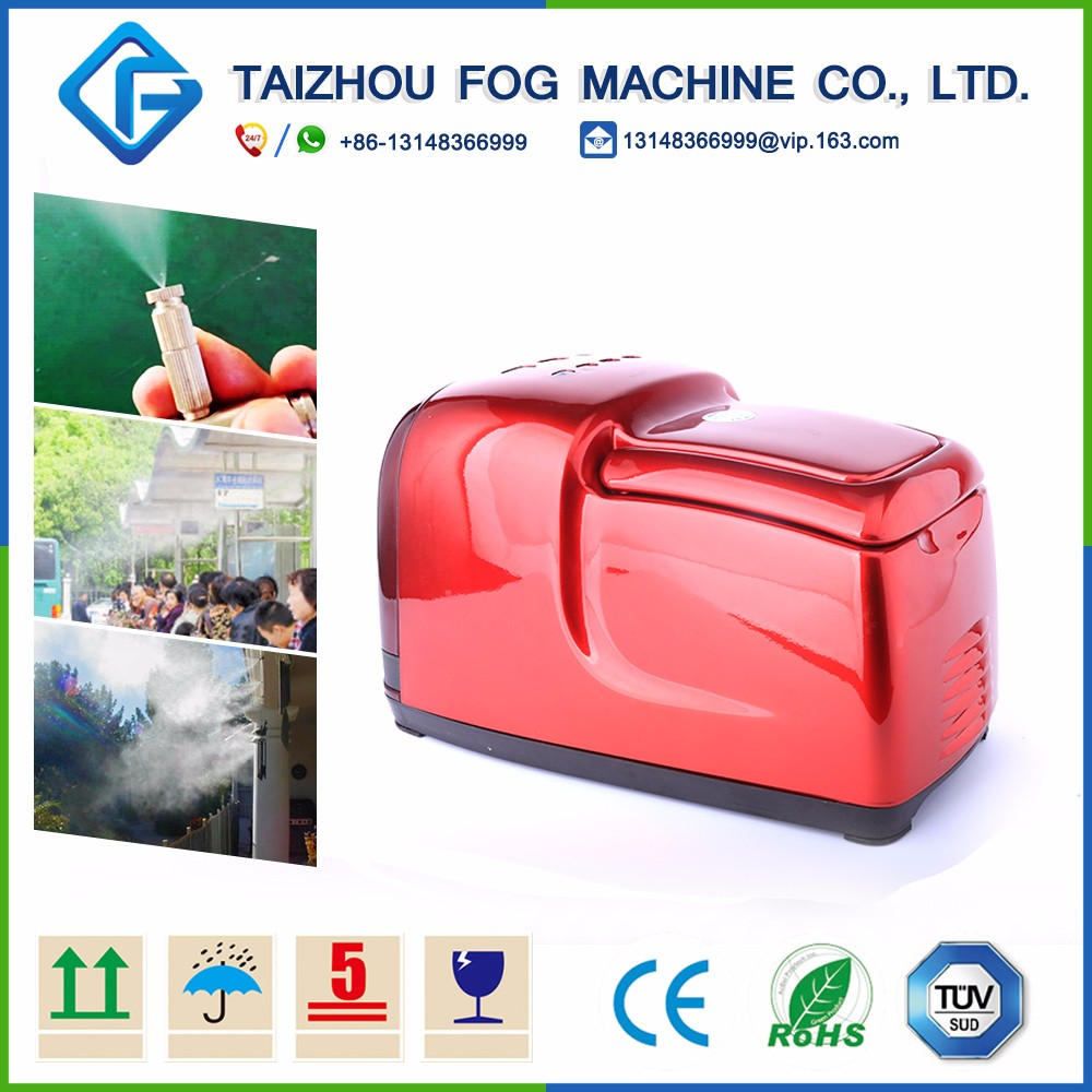 Hot sale high quality newalble door moving fog machine/ce and rohs