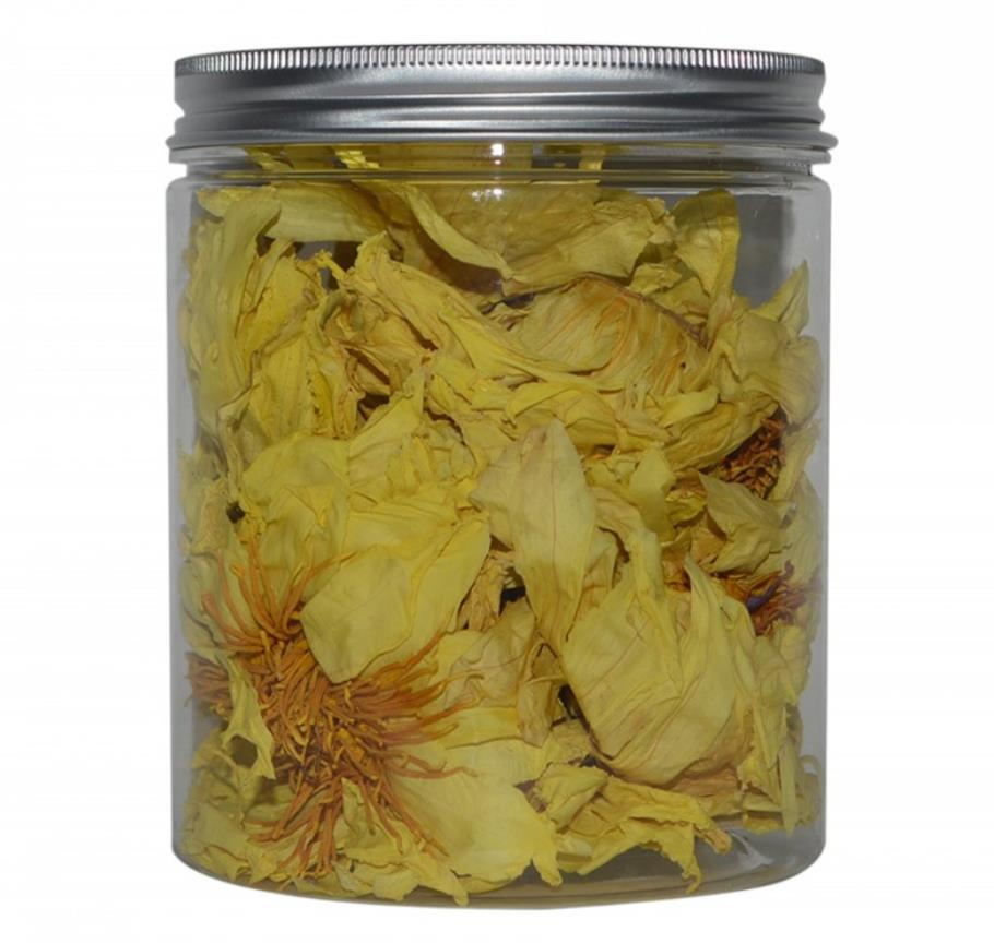 100% natural Dried new havested yellow lotus flowers tea for sale - 4uTea | 4uTea.com