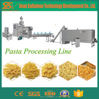 Automatic industrial Pasta & macaroni making machine/Pasta Equipment