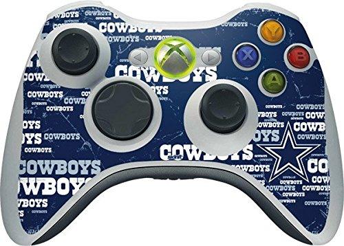 Buy Nfl Dallas Cowboys Xbox 360 Wireless Controller Skin