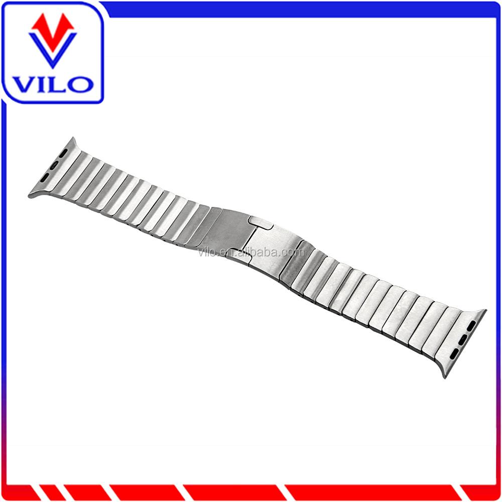 For Apple Watch Link Bracelet 1:1,For Apple Watch Metal Link Band,For Apple Watch Stainless Steel Strap
