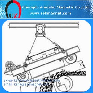 New design China Manufacturer cheap magnetic separator price