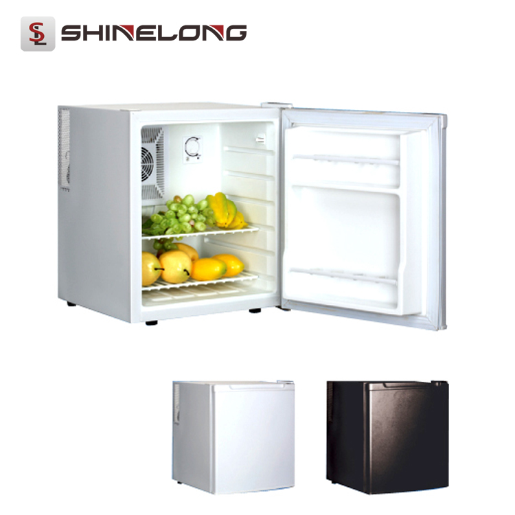 2017 Commercial R335 Cheap Portable Small Drinks Display Bar Fridge Mini Refrigerator