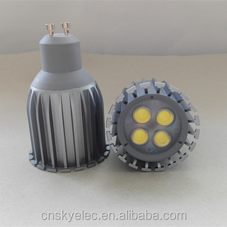 Gu10 Led Spotlight, 4*2W Spotlight LED, 8W led spotlight price gu10 frosted led