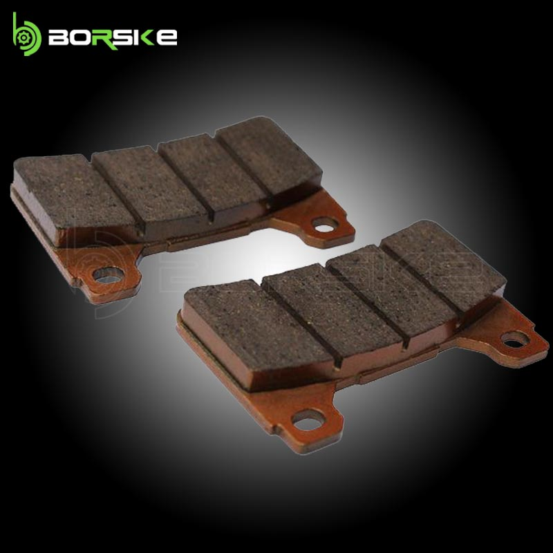 Perfect for HONDA CBR600RR motorbike disc brake pad from Chinese brake pad manufacturers