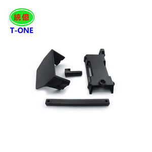 China professional manufacturer customized injection molded small plastic parts