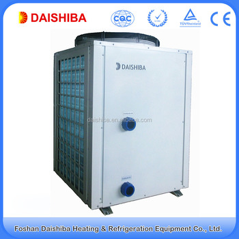 Air Source Water Heater Swimming Pool Air Pump Heating Equipment Heat Pump For Spa R410a 23kw