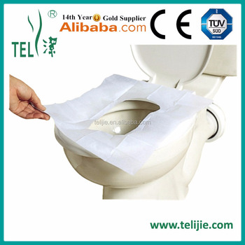 Excellent Disposable Waterproof Pe Back Film Tissue Paper Toilet Seat Cover Buy Toilet Seat Cover Disposable Toilet Seat Cover Disposable Toilet Seat Cover Ncnpc Chair Design For Home Ncnpcorg