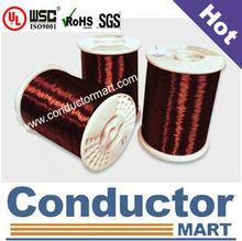 Class220 degree transformer magnet wire double coating enameled aluminium wire