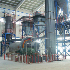 Energy-saving refractories vibrating ball mill