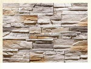plastic stone wall panels