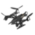 Fpv racing rc drone with hd camera long range