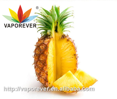 Vaporever Pineapple flavour & eliquid flavouring concentrated in PG VG base