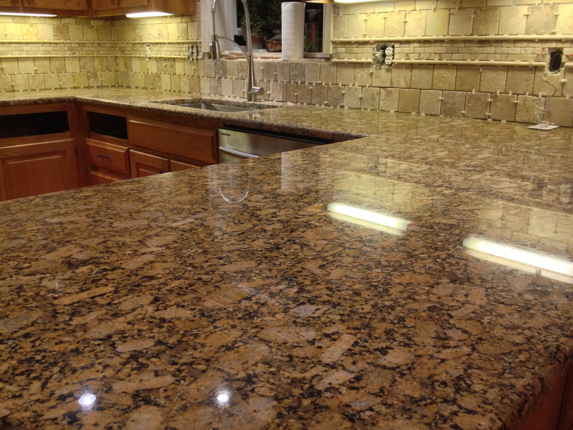 Baltic Brown Granite Color