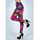 pink leggings superhero leggings leggings lot
