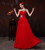 Long Chiffon Evening Formal Party Ball Gown Prom Bridesmaid Dress