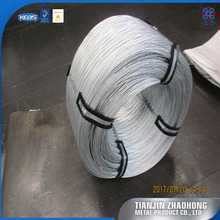 340-500Mpa 8 Gauge Electro Galvanized Woven Wire ( China Supplier )
