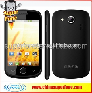 I6 3.95 inch quad band android4.2 smart phone