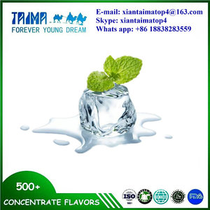 hot sell HALAL Food Flavor essence confectionary Flavour & Fragrances Natural concentrated liquid Menthol/mint flavor