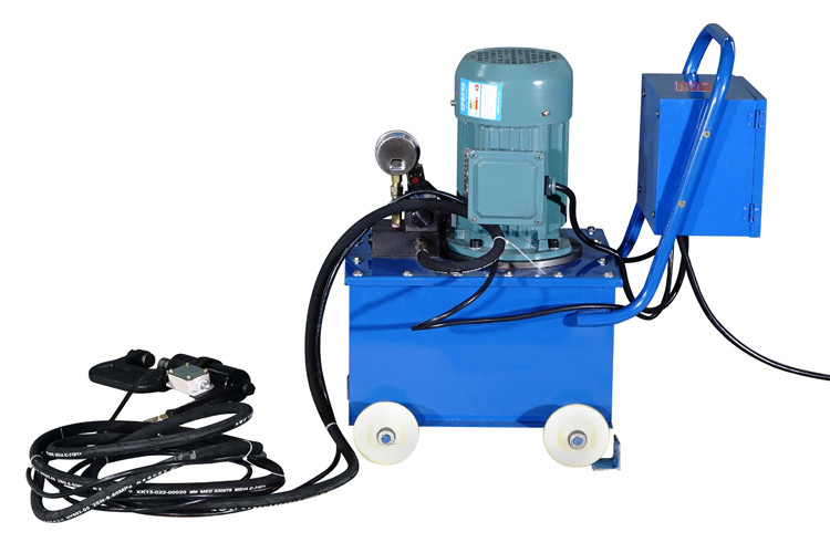 China Manufacturer 1500w Portable Small Hydraulic Riveting Machine