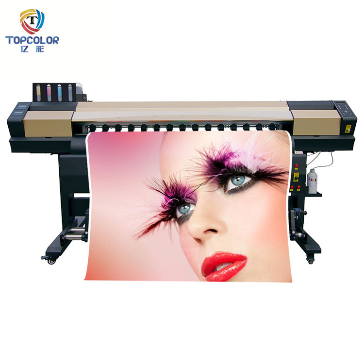 1.6m 1.8m roller 1680Q Direct print to garment tshirt textile fabrics printing machine dx5 color inkjet printer