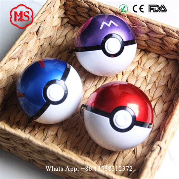 The Best And Cheapest Animal Power Bank Pokemon Pokeball Power ...