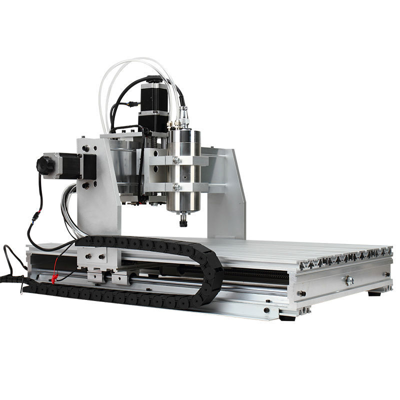 China 3 Axis Hobby Mini Desktop Cnc Router 6040 Milling Machine For Sale With Wholesale Price
