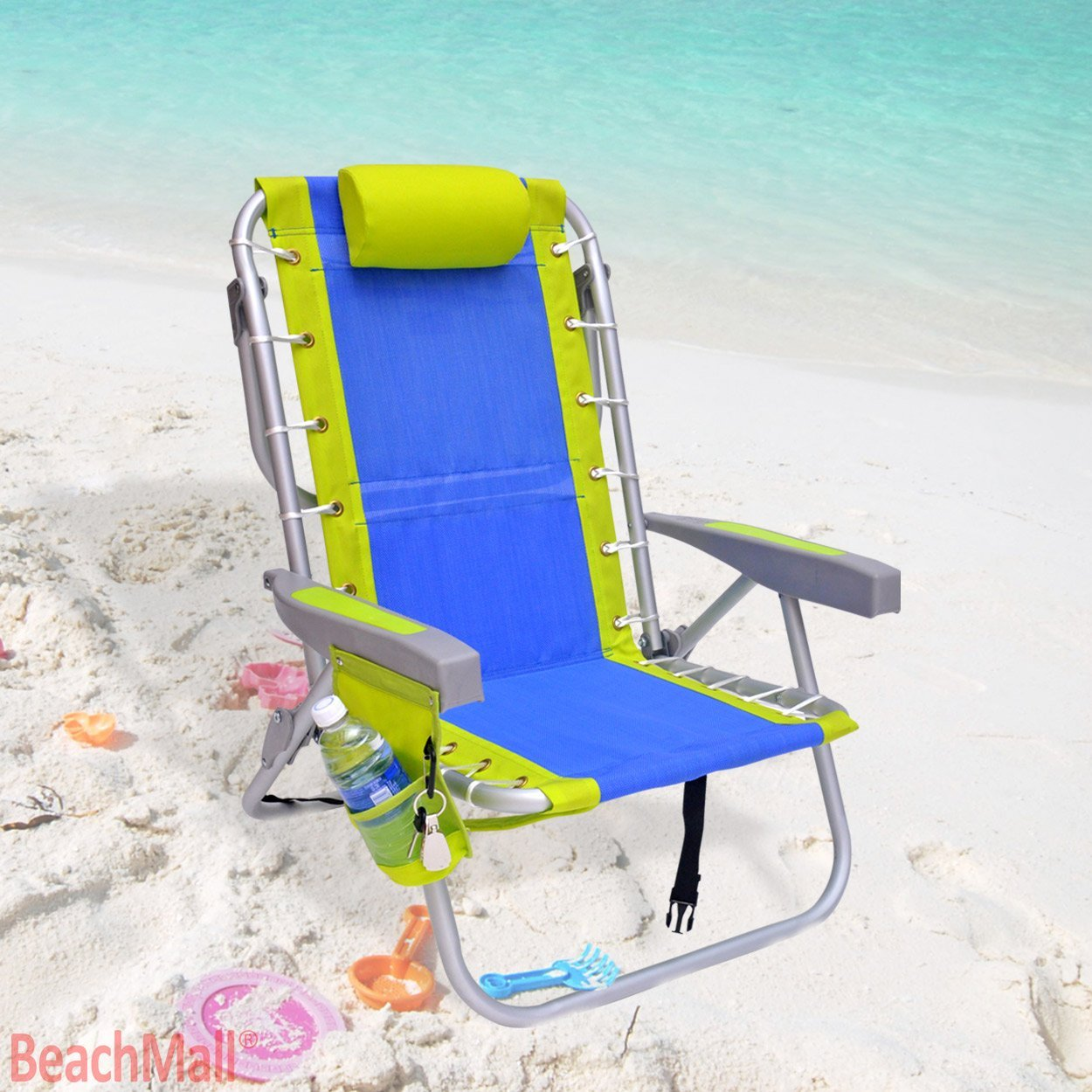 Buy Rio Wearever Backpack Beach Chair W Cooler Endless Summer Blue In Cheap Price On Alibaba Com