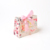 Wedding Gift Bags Chocolate Candy Gift Boxes, Paper Gift Box Pink Boxes With Ribbons