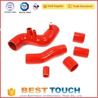 high temperature straight coupling for RENAULT 5 GT TURBO SILICONE BOOST INTERCOOLER HOSE KIT