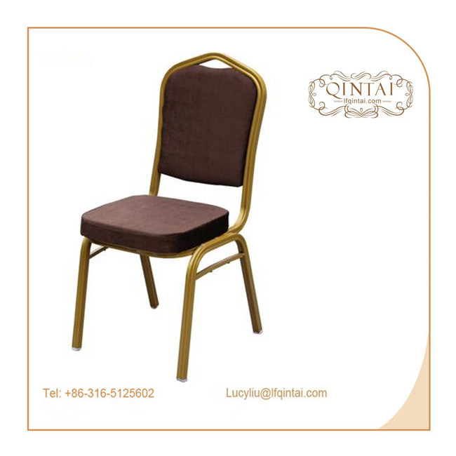good price metal stackable banquet/events/party/wedding chair