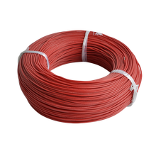 UL3135 600V silicone rubber coated electric wire cheap price
