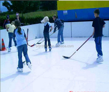 impact resistance synthetic ice rink/synthetic ice/ice hockey