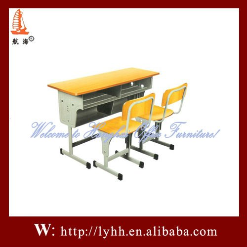The London Olympics suppliers&metal furniture adjustable double school desk and chair for children.tables and chair