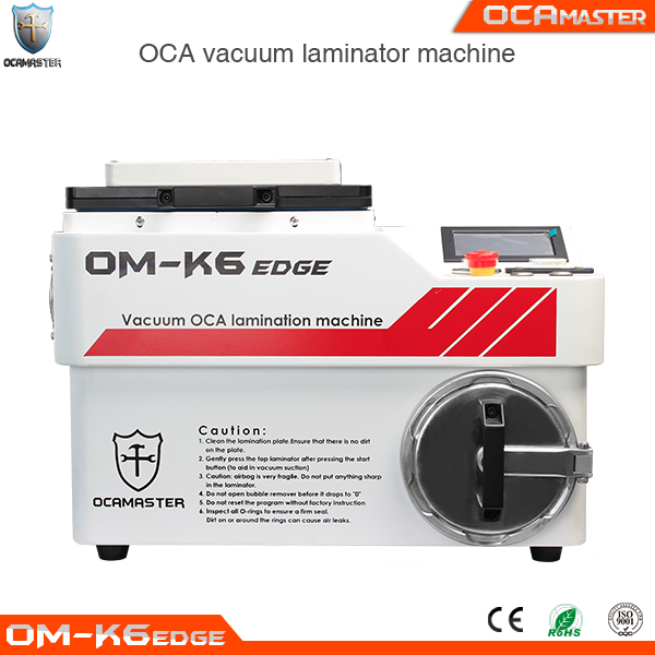 OM-K6 Edge for iPhone 5 LCD Refurbishing Machine OCA Laminating Machine 110V/220