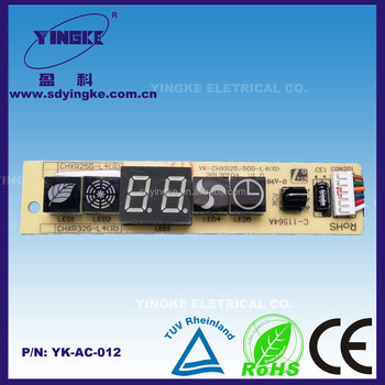 Pcb C Program Ic Development For Air Conditioner Or Air Cooler - Buy ...