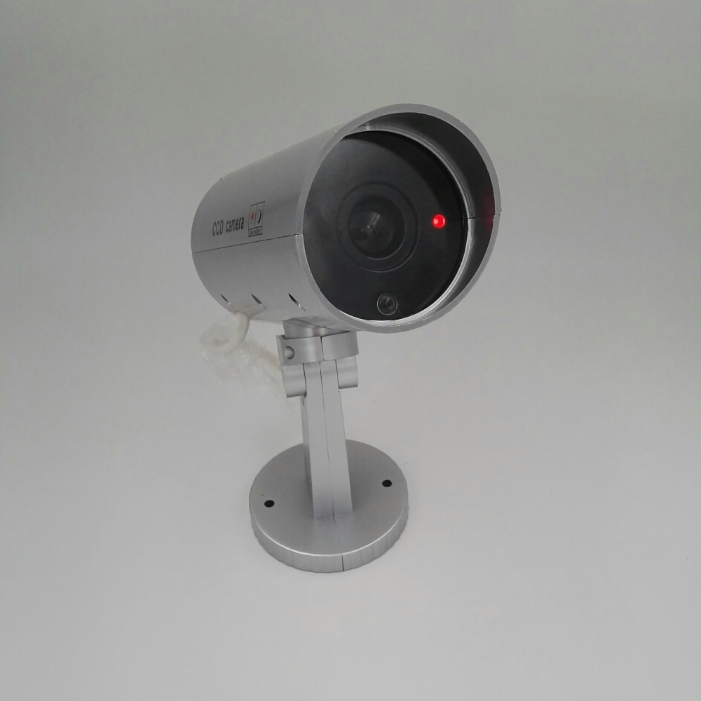 Fake Dummy Home Outdoor Surveillance Security Camera