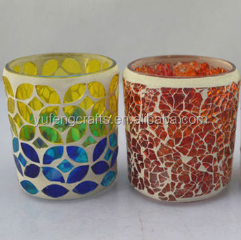 Glass crafts shanghai wholesale glass goblet candle holder for Wholesale glass blocks for crafts