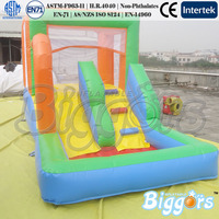 Children Inflatable Bouncy Water Slide
