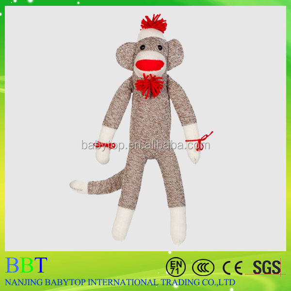 plush stuffed original red heels sock doll farbic for sale