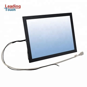 "10.4""4:3 Touch Screen Panel Kit Dustproof SAW POS System Touch Screen"