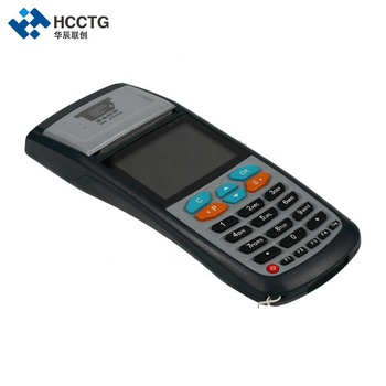 Portable Handheld Rfid Small Thermal Queue Parking Bus Ticket Printer HCL1806
