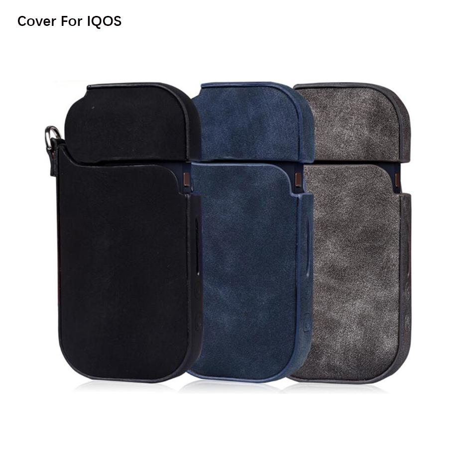 Cigarette case portable shell accessories protective shell retro simple electronic cigarette machine protective cover For IQOS фото
