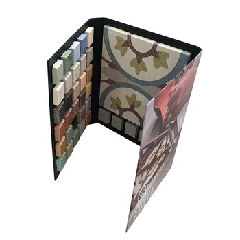 Custom Ceramic Granite Sample Book Display Box