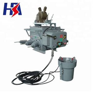 Intelligent demarcation vacuum circuit breaker types full of sf6 gas