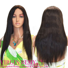 2012 hot seal Brazilian hair full lace wig,human hair